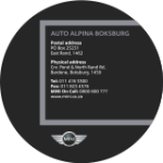 Licence Discs - Stickers