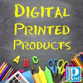 Digital Printed Products
